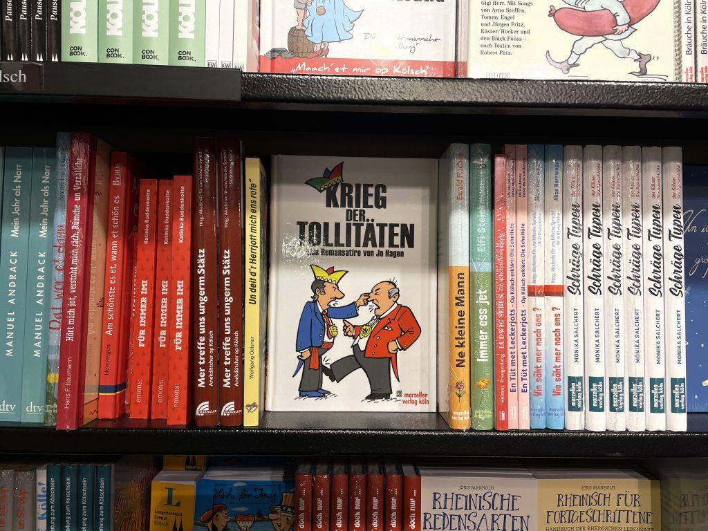 »Krieg der Tollitäten«, der Rheinische Topseller